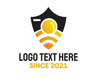Security - Security Camera logo design