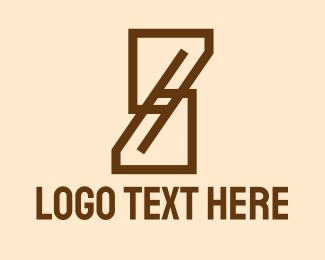 Ladder - Ladder Letter S logo design