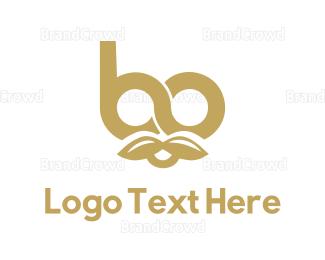 Fortune - Golden Eyeglasses logo design