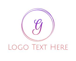 Fashion - Fashion Elegant G  logo design