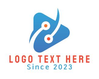 Youtube - Youtube Gamer Vlog logo design