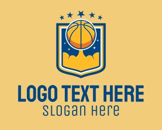 Team - Basketball Team Emblem  logo design