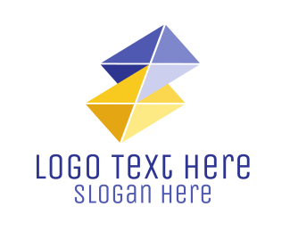 Mailbox - Mail Envelope logo design