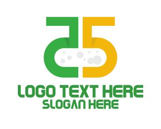 Chemist - Science Lab logo design