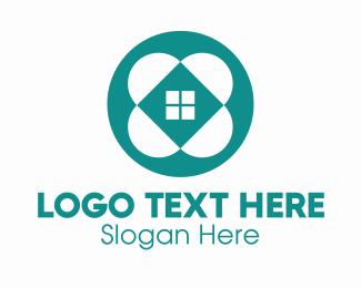 Window - Window Button logo design