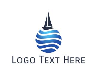 Discover - Sailor Planet logo design