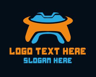 Gaming - UFO Gaming logo design