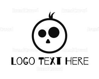 Boy - Boy Skull logo design