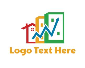 Development - Property Investment logo design