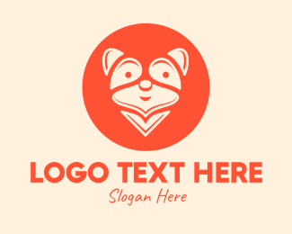 Gift Store - Bear Location Pin logo design