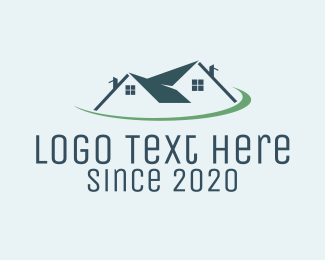 Real Estate - Real Estate House logo design