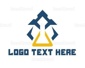 Duck - Blue Duck logo design