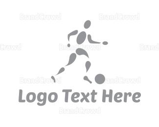 Player - Soccer Player logo design