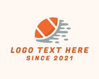 Football - American Football Gridiron logo design