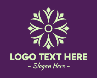 Event Styling - Pretty Floral Store logo design