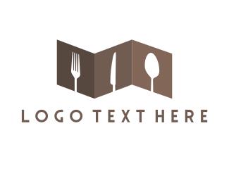 Shopify - Restaurant Menu logo design