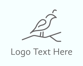 Grey - Grey Bird logo design