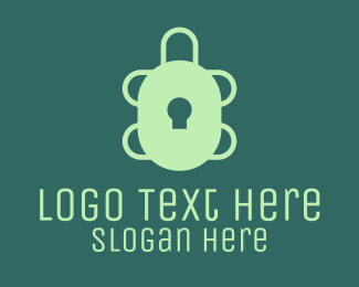 Animal Sanctuary - Turtle Security Lock  logo design