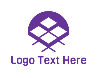 Purple Tiles Logo