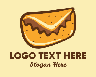 Message - Mail Taco logo design