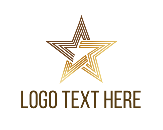 Beautify - Luxury Star logo design