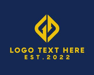 Upscale - Upscale Letter G logo design