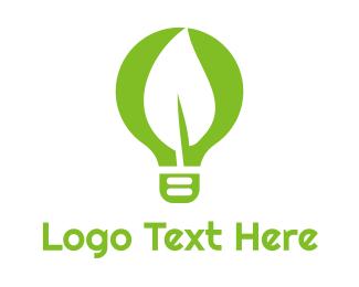 Eco Energy - Eco Idea logo design