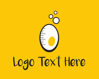 Breakfast - Eggsperiment logo design