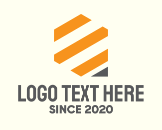 Stripes - Tech Bars Stripes logo design