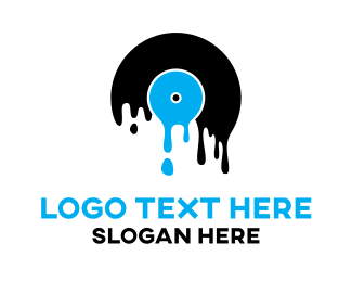 Recording - Jammin Records logo design