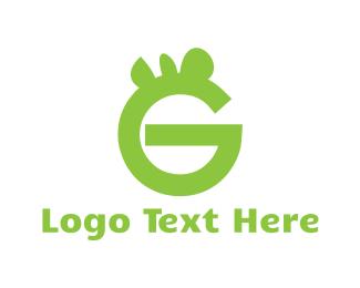 Green Letter G Logo