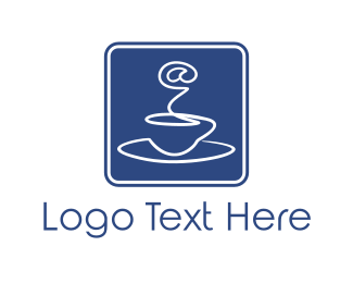 Coffee - Internet & Coffee logo design