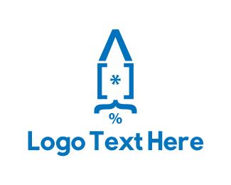 Css - Code Rocket logo design
