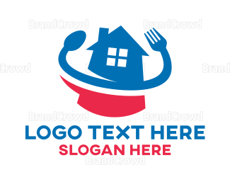 Dining - Kitchen House logo design