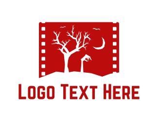 Horror - Horror Movie logo design