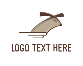 Pet Care - Fast Hamster logo design