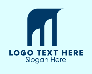 Simple Architectural Building Logo