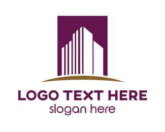 Estate - Royal Estate logo design