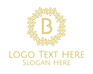 Modern - Luxurious Royal Lettermark logo design