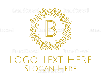 Busiess - Luxurious Royal Lettermark logo design