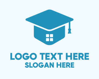 Online Learning - Academy Learning Graduate School logo design