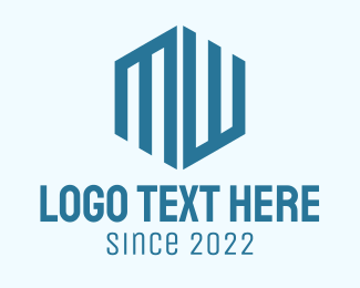 Blue Company MW Logo