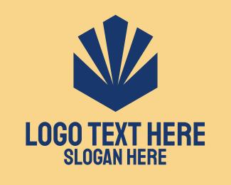 Company - Blue Sunshine Company logo design