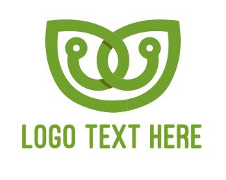 Leaf - Leaf Circuit logo design