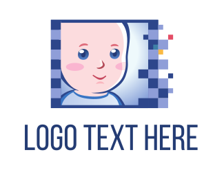 Baby - Baby Photo logo design