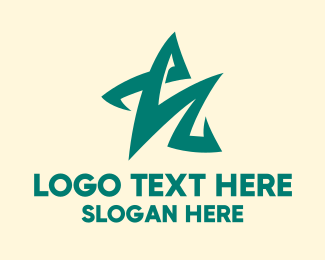 Advertising Agency - Green Star Company  logo design