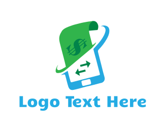 Shopify - Online Payment  logo design
