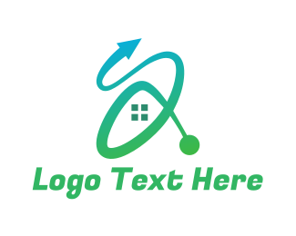 Interior Designer - S Stroke House  logo design