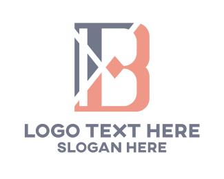"""""""Modern Classy Letter B"""" by SimplePixelSL"""