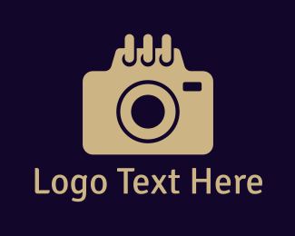 Photographer - Journalist Photographer logo design